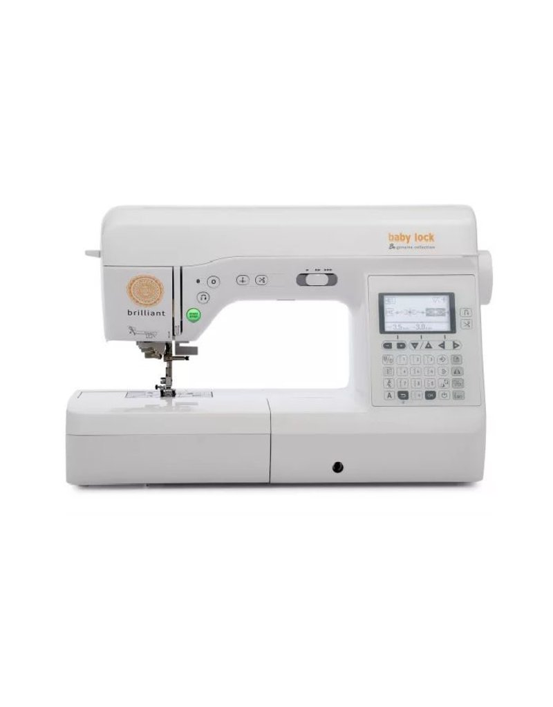 Babylock Babylock sewing only Brillant