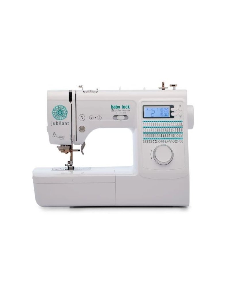 Baby Lock Babylock sewing only Jubilant