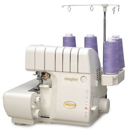 Babylock Babylock serger  4 threads Imagine