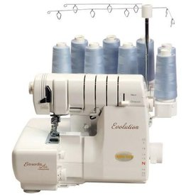 Babylock Babylock serger  8 threads Evolution