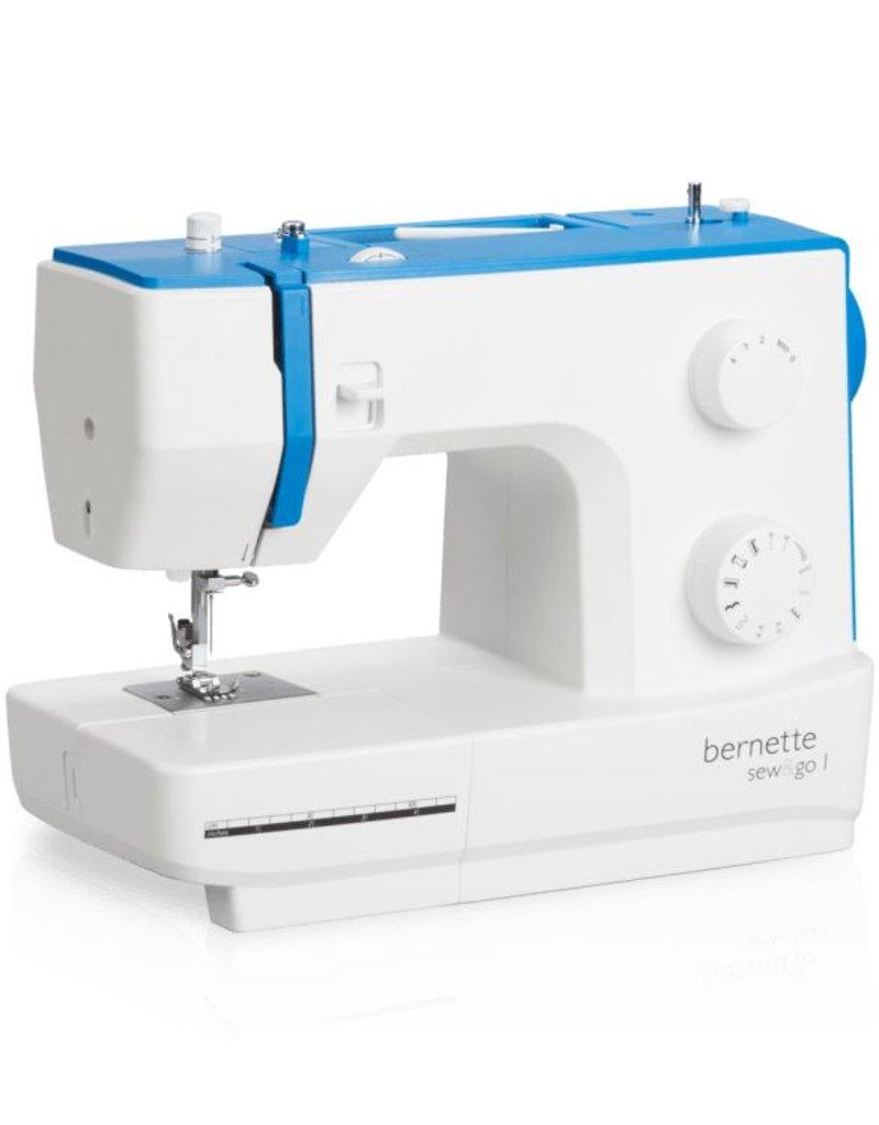 Bernette Bernette  Sew &Go 1