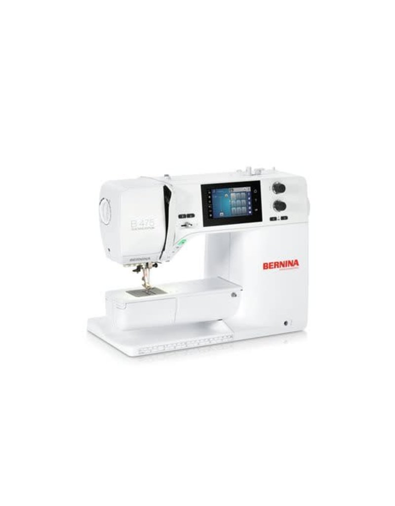 Bernina Bernina 475QE sewing only