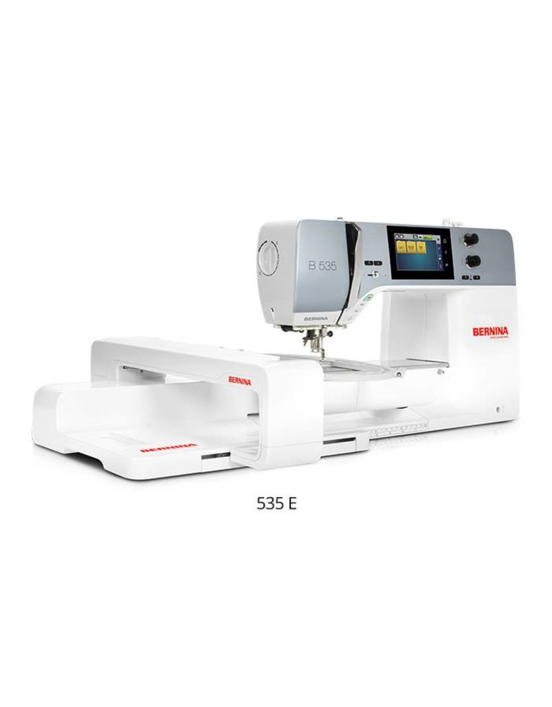 Bernina  Bernina 535E sewing and embroidery