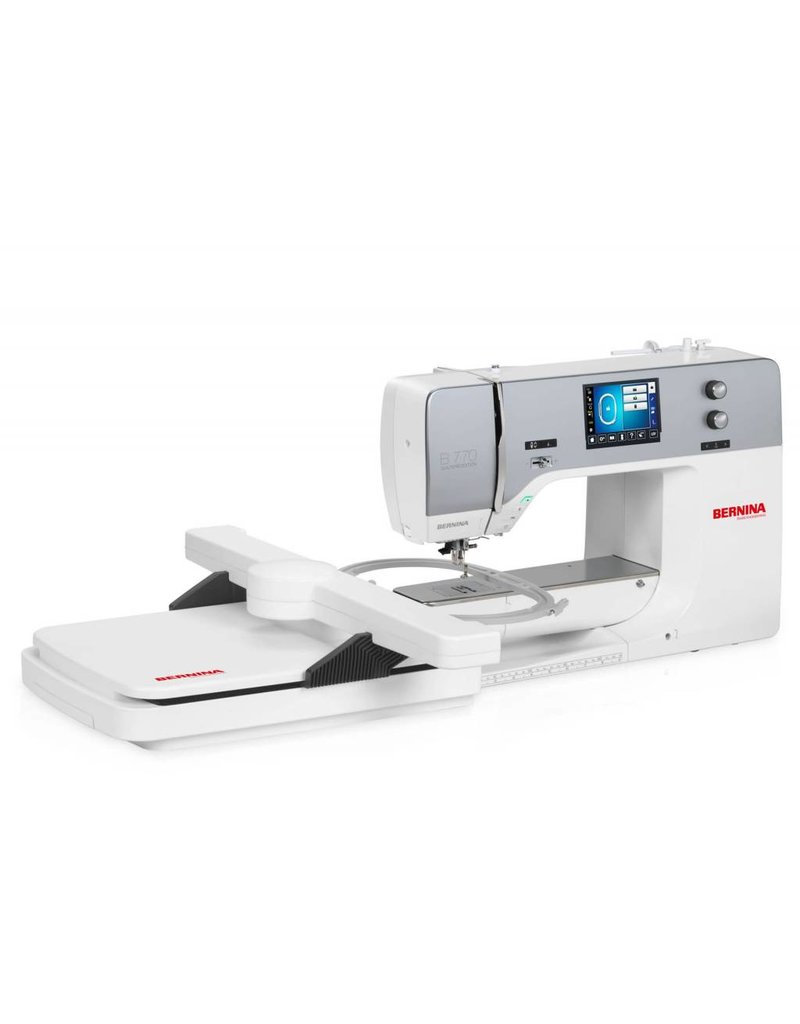 Bernina Bernina sewing and embroidery 770QE