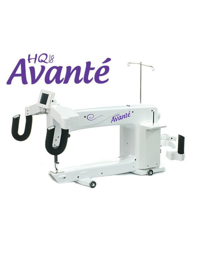 Handi Quilter Handi Quilter Avante 18 inches with loom 10 feet