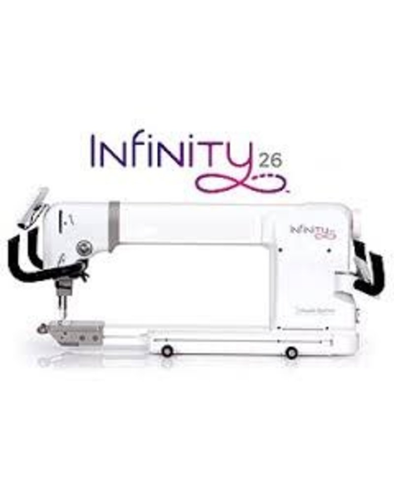 Handi Quilter Handi Quilter Infinity 26 inch frame cadre 12 feet galery frame