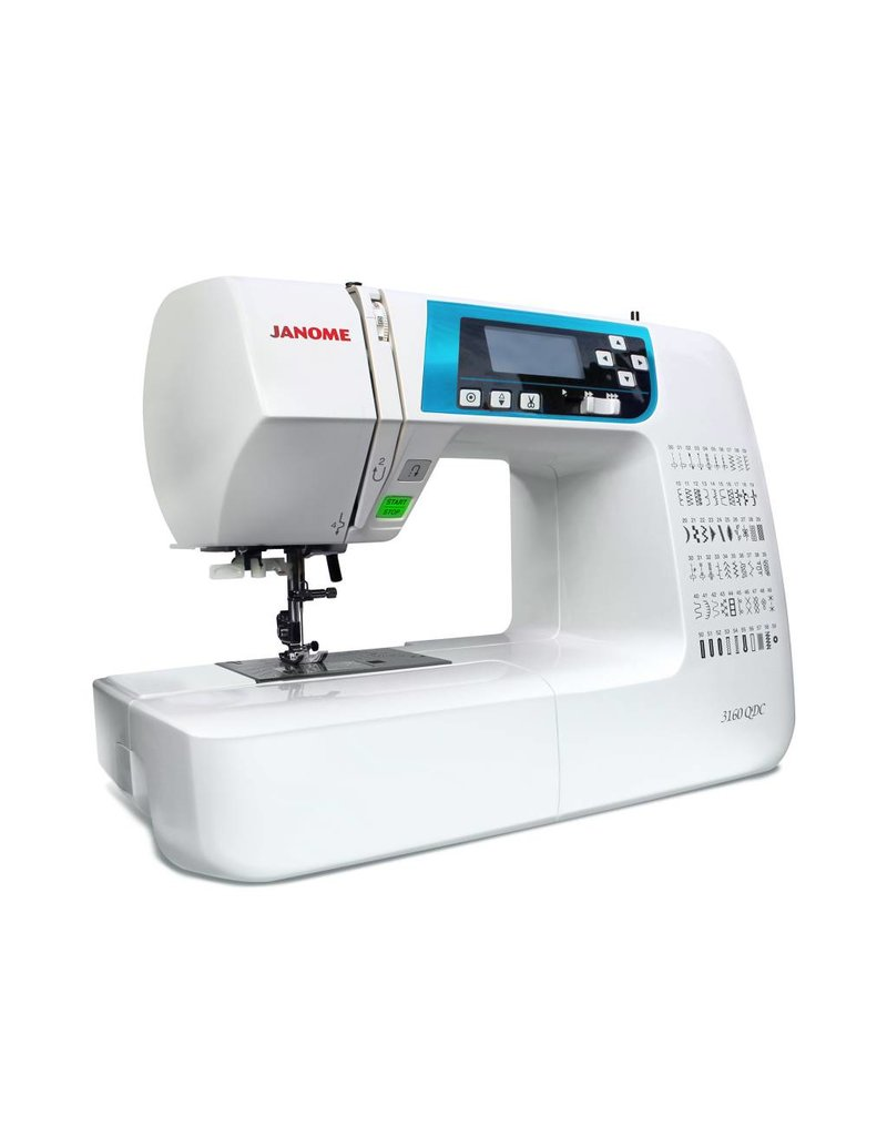Janome Janome sewing only 3160QDC-B
