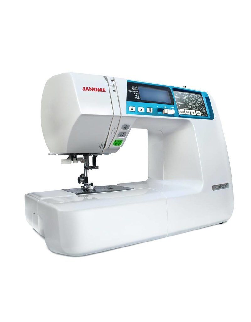 Janome Janome sewing only 4120QDC-B