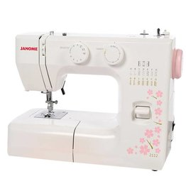 Janome Janome sewing only Cherry Blossom 2112