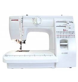 Janome Janome sewing only HD2000