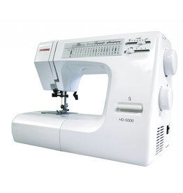 Janome Janome couture HD5000 disc