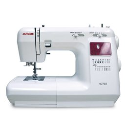 Janome Janome couture HD718 disc