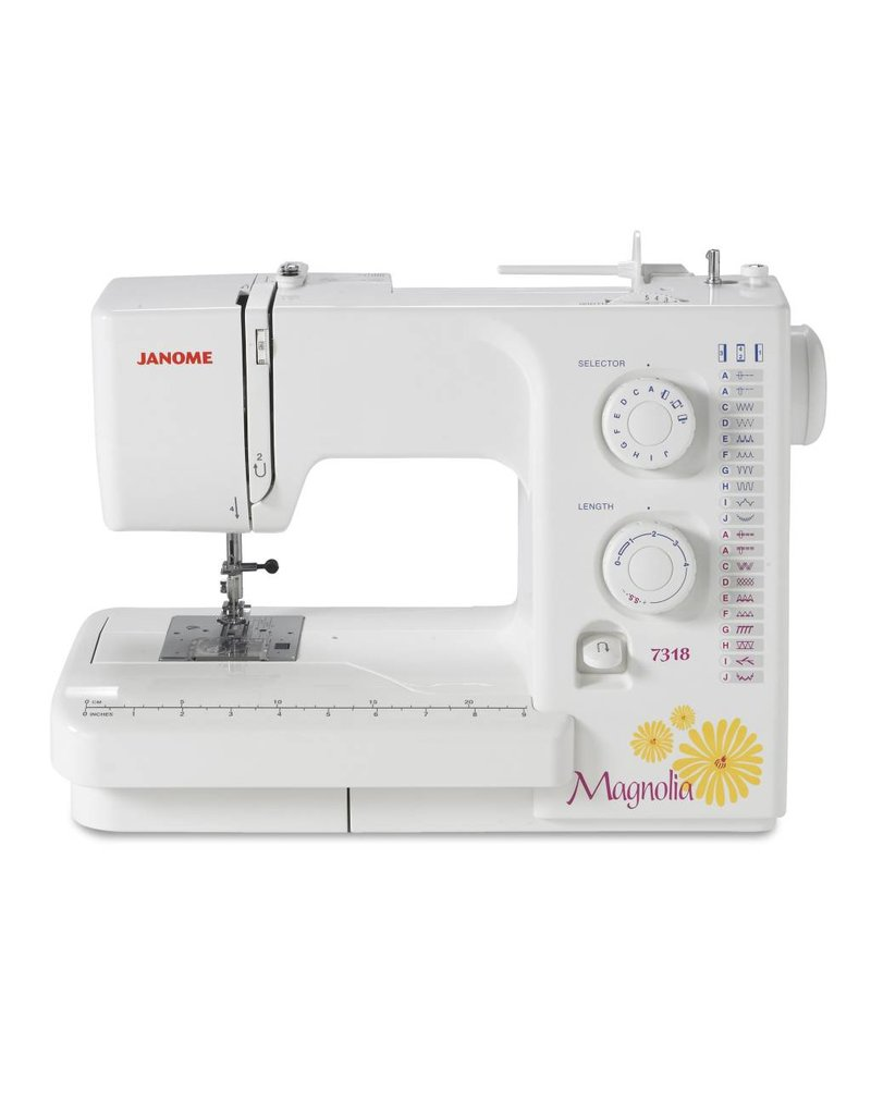 Janome anome sewing only Magnola 7318