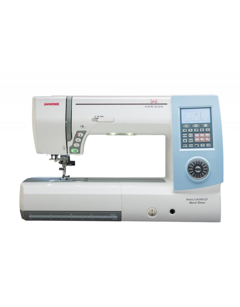 Janome Janome sewing only MC8900QCP SE