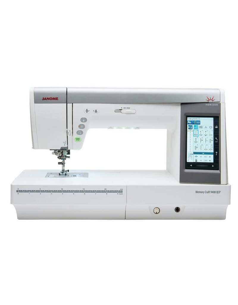 Janome Janome couture MC9400QCP disc