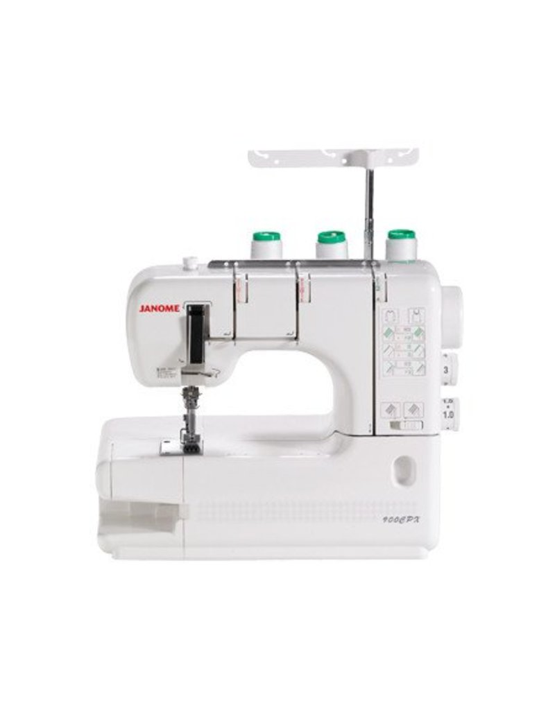 Janome Janome recouvreuse  900CPX disc