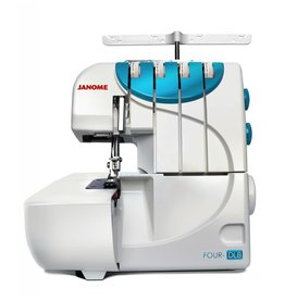 Janome Janome serger 4 threads FOUR-DLB