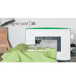 Husqvarna Viking Husqvarna sewing and embroidery Designer Jade 35
