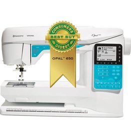 Husqvarna Viking Husqvarna sewing only  Opal 650