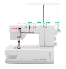 Janome Janome recouvreuse 2000CPX