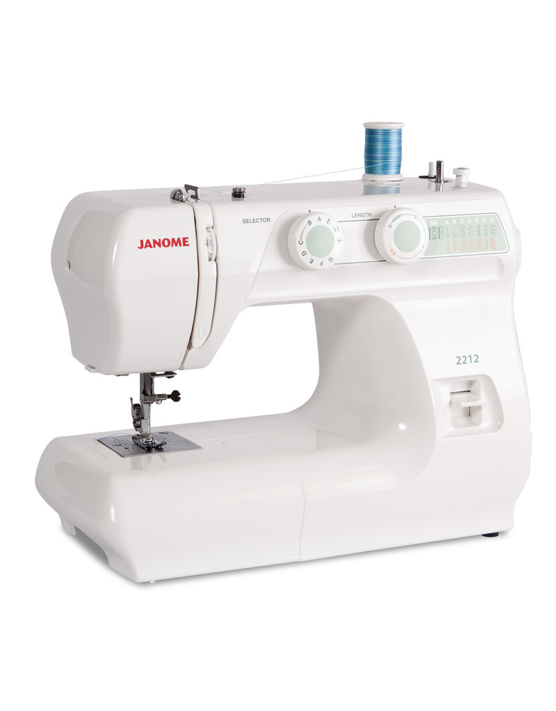 Janome Janome couture 2212