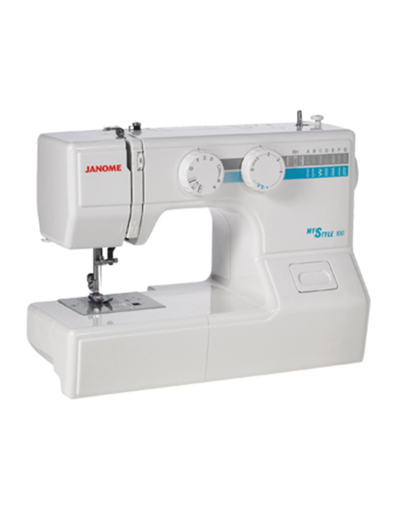 Janome Janome couture 512 MyStyle 100