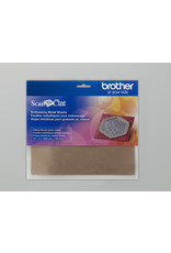 Brother ScanNCut Brass Metal Embossing Sheet
