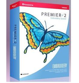 Husqvarna Hus Premier+ 2 Embroidery Software