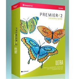 Husqvarna Viking Husqvarna Premier +2 Ultra Software