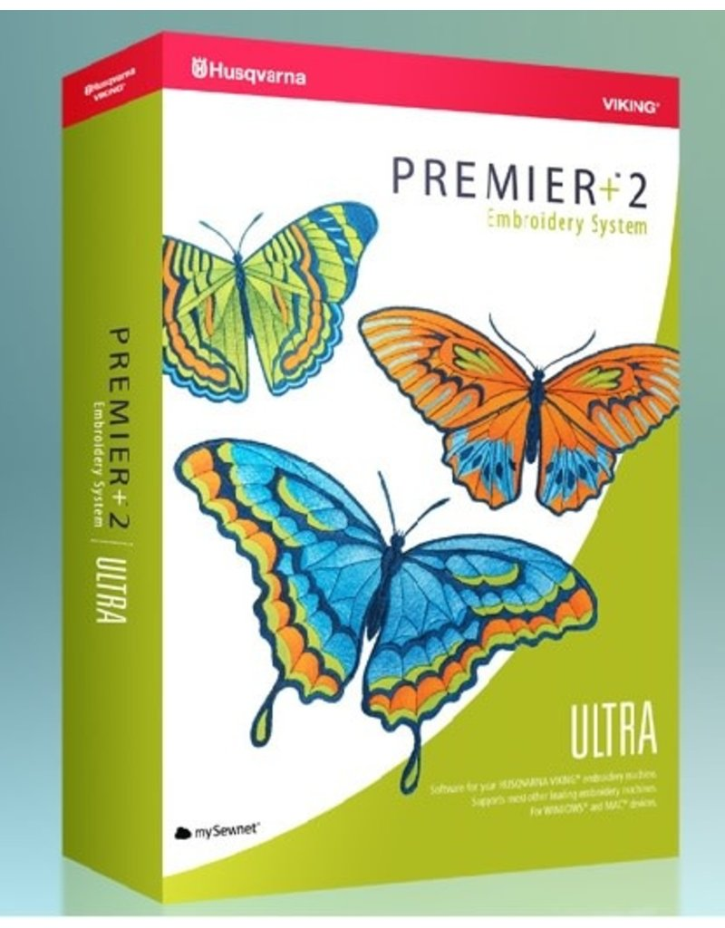 Husqvarna Husqvarna Premier +2 Ultra Software
