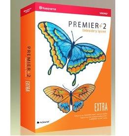 Husqvarna Viking Software Hus Premier+ 2 Extra