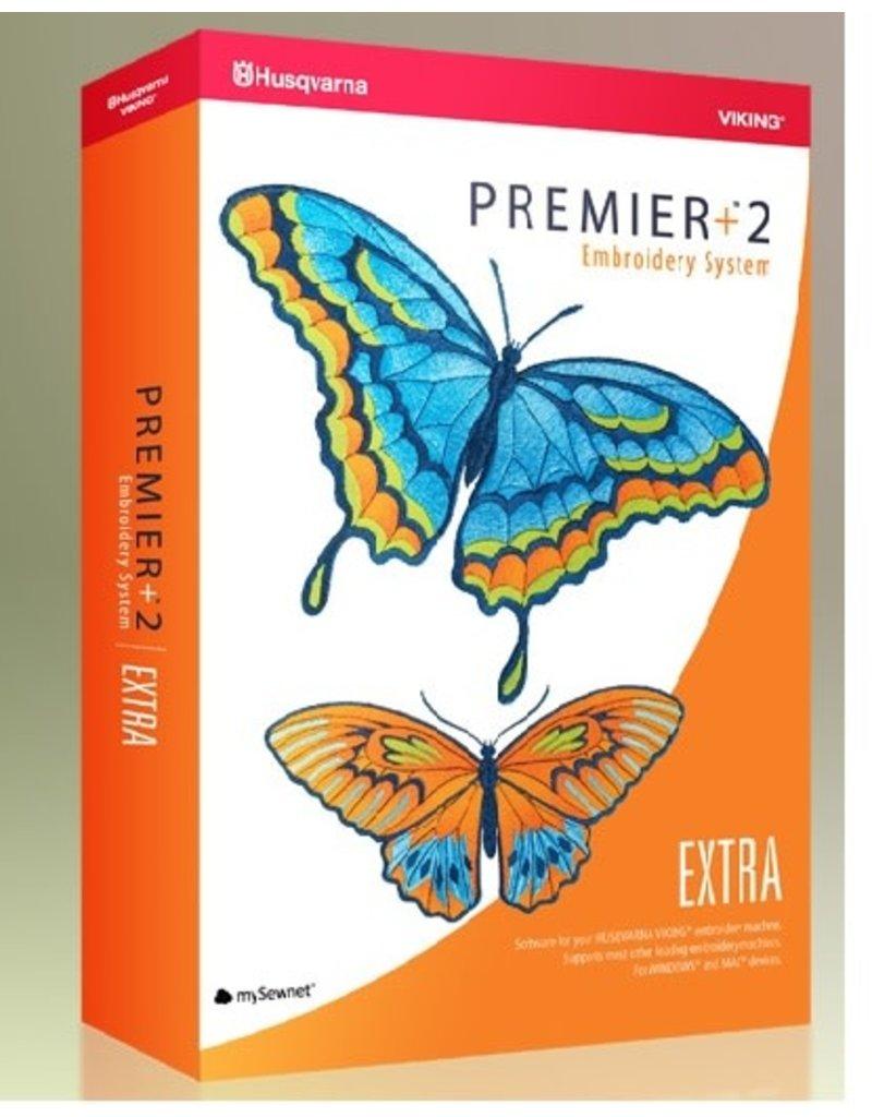 Husqvarna Logiciel Hus Premier+ 2 Extra