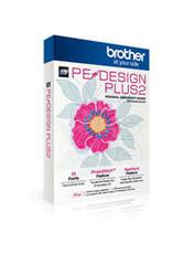 Brother Logiciel de broderie Brother Pedesign Plus 2