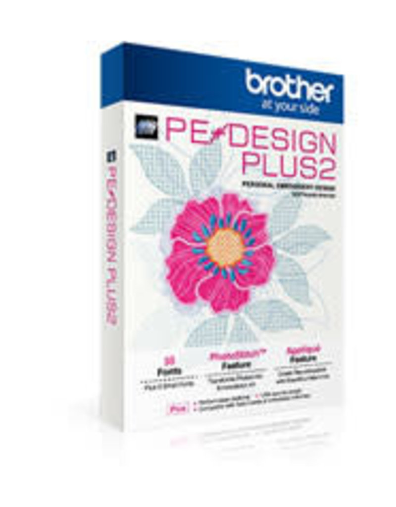 Brother Brother PE-Design Plus2 embroidery software