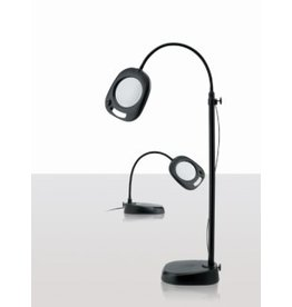 5 inch Magnifing LED Floor and Table Lamp