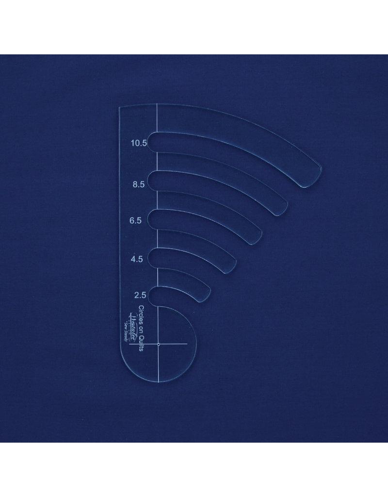 Sew Steady Cercles progressifs - Ens. de 4, High Shank