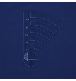 Sew Steady Progressive circles - Set of 4, Low shank