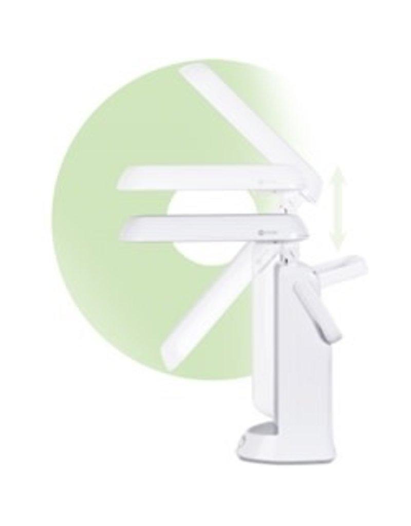 OttLite  Rechargeable Task Lamp 13 W Battery