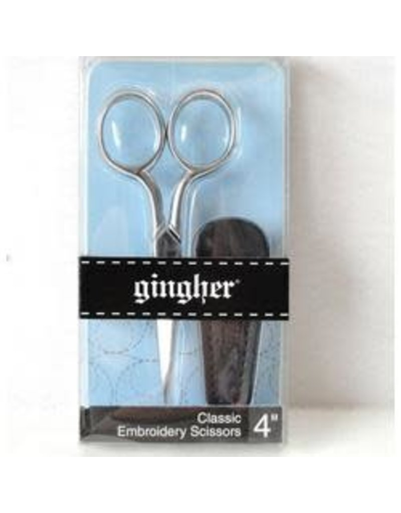 Ciseau Broderie Gingher 4 po