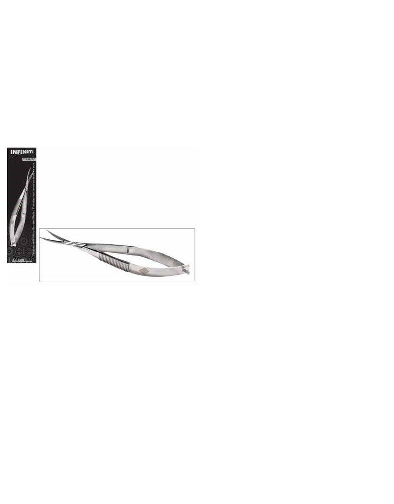 Infinity Tweezers Infinity with micro serrated blade