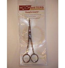 306-9C Ciseaux Broderie Hoop Sisters