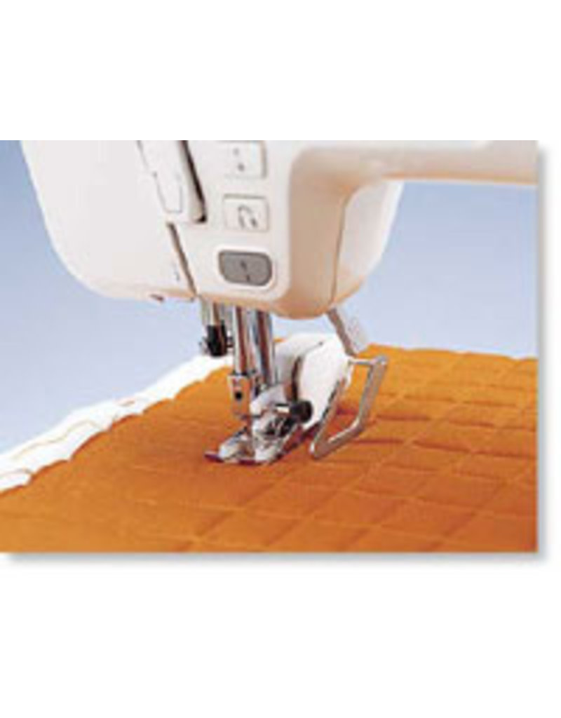 Brother Brother quilting guide for foot holder