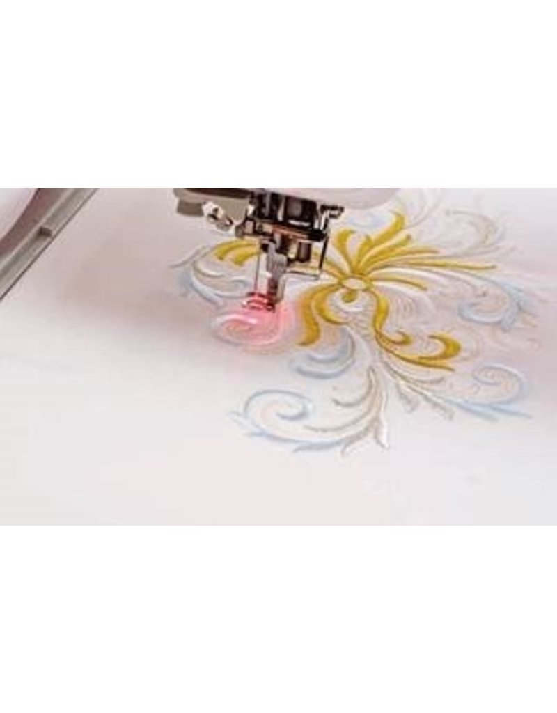 Brother Brother SA207C embroidery foot with LED pointer for Q-Series