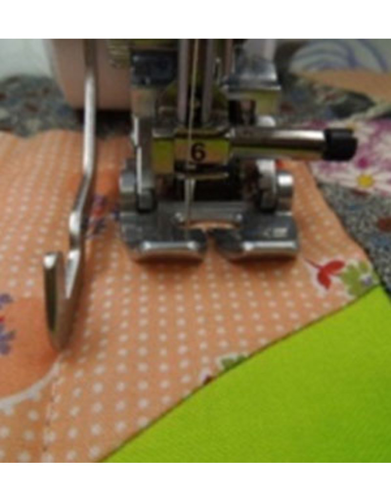 Brother Brother SA206C dual feed quilting guide