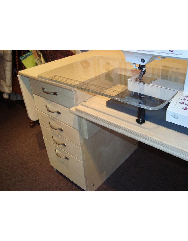 Eddycrest Acrylic Bed Extension 24X18 Sew Steady