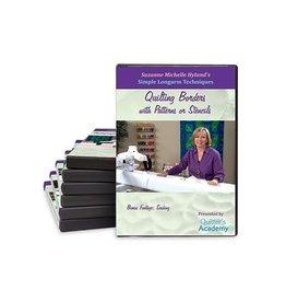 Handi Quilter Handi Quilter DVD Suzanne Michelle Hyland's set of 7 dvd