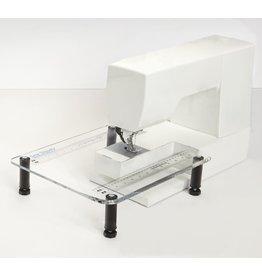 Sew Steady Table de rallonge mac 111/2x15 avec pattes