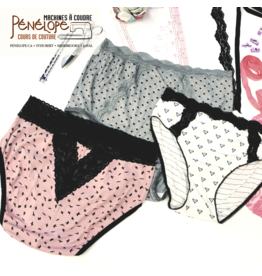 Cours de confection de lingerie