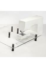 Sew Steady Table de rallonge SewSteady 24x24 pour machines à coudre avec pattes