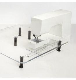 Sew Steady Table de rallonge mac 24X24 avec pattes